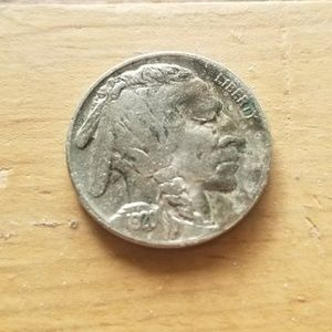 Other - 1920 ! buffalo nickle rarer date...gift idea